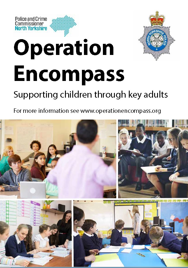 Operation Encompass Poster